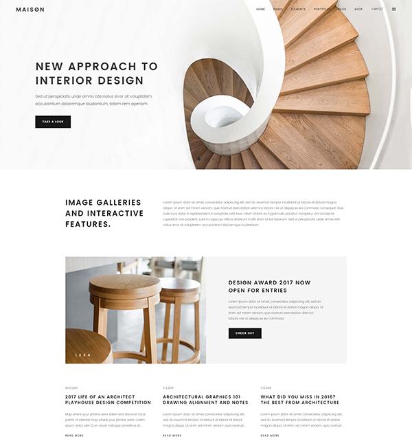 Thiết kế web nội thất Biên Hòa Đồng Nai
