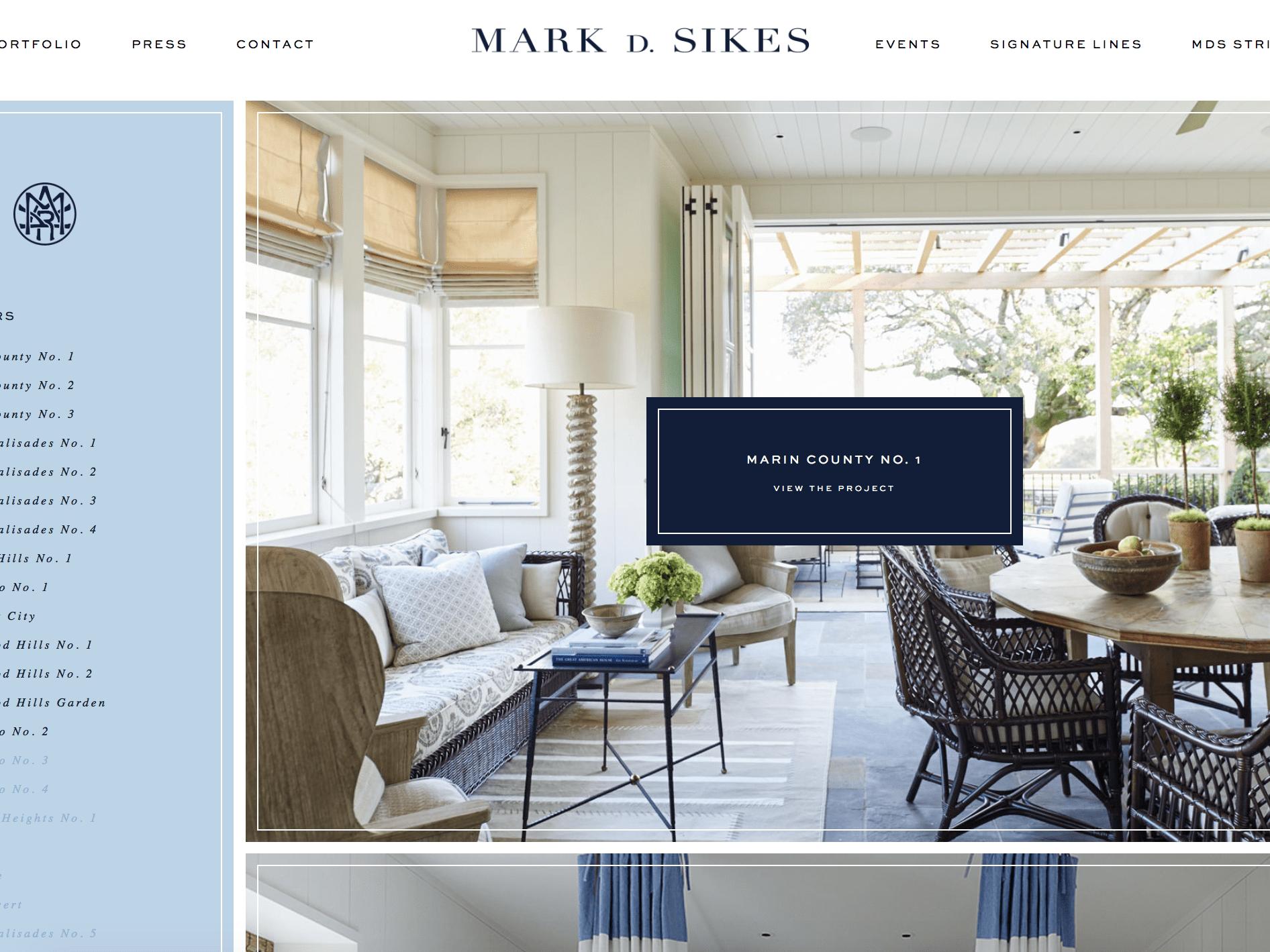 website nội thất đẹp