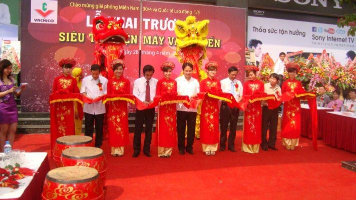 Tổ Chức Sự Kiện Lễ Khai Trương tại Biên Hòa
