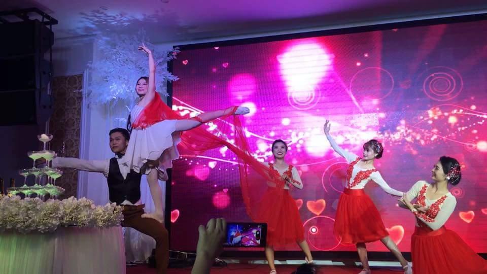 Dịch vụ cho thuê nhóm múa ở Biên Hòa - Đồng Nai